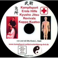 Erste Hilfe im Kampfsport mit Kyusho Jitsu