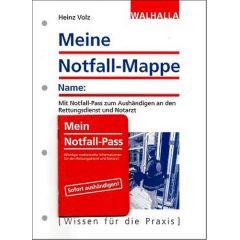 Meine Notfall-Mappe