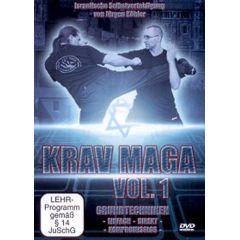 Krav Maga Vol.1 Grundtechniken