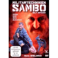 Sambo Militärtechniken Self-Defense