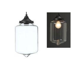 Deckenlampe Rilana Deckenleuchte 35 Glas Metall Beleuchtung Leuchte Lampe Pendellampe Pendelleucht