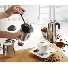 Kaffeemühle Lorenzo Kaffeepulver Coffemaker Espressomühle Kaffee Espresse Mühle mahlen Mahlwerk