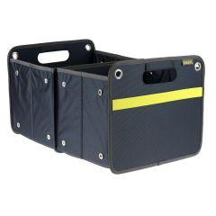 Faltbox Outdoor blau Aufbewahrungsbox Transportbox Outdoor Klappbox Lagerbox Aufbewahrung Box Allzwe