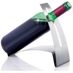 Flaschenhalter Opold Edelstahl Weinhalter Weinflaschenhalter Flaschenlagerung Flaschenhalter Halter