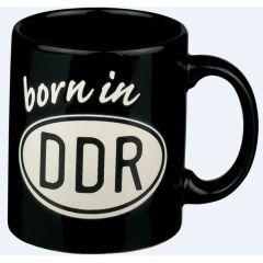Henkelbecher born in DDR Becher Kaffeetasse Tasse Kaffee Teetasse Tee Kaffeebecher Ostdeutschland