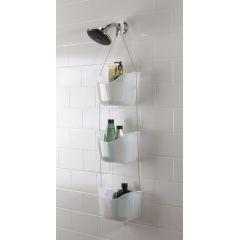 Duschregal Shower Caddy Duschablage Dusche Regal Ablage Ablagekorb Duschkorb