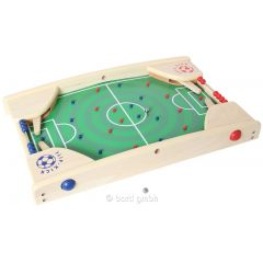 Tischkicker Flip Kick Deluxe Spielzeug Flipper spielen Fußball Tischfußball Geschicklichkeit