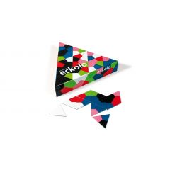 Remember Eckolo Gesellschaftsspiel Kartenspiel Anlegespiel Brettspiel Familie