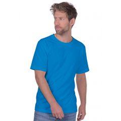 SNAP Workwear T-Shirt T2, Gr. S, Meerblau