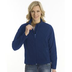 SNAP Fleece-Jacke Arosa Women, Navy, Grösse 3XL