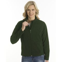 SNAP Fleece-Jacke Arosa Women, Olive, Grösse XL