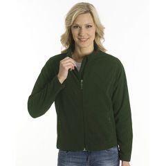 SNAP Fleece-Jacke Arosa Women, Olive, Grösse 2XL