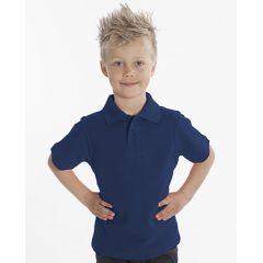 SNAP Polo-Shirt Top-Line Kids, Navy, Gr. 116