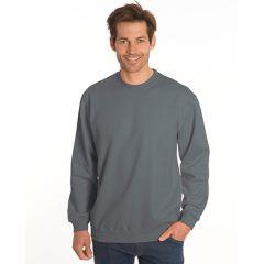 SNAP Sweat-Shirt Top-Line, Gr. L, Farbe stahlgrau