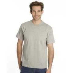 SNAP T-Shirt Flash-Line, Gr. 5XL, grau meliert
