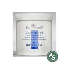 Biomaris Bademeersalz mit Fichtennadelöl - 1000gr