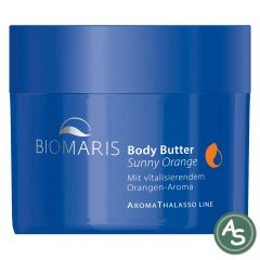 Biomaris AromaThalasso Body Butter Sunny Orange - 200 ml