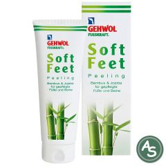 Gehwol Fußkraft Soft Feet Peeling - 125 ml