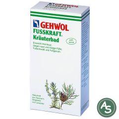 Gehwol Fußkraft Kräuterbad - 400 gr.