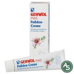 Gehwol med Fußdeocreme - 125 ml