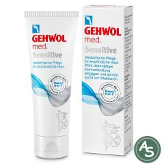 Gehwol med Sensitive - 75 ml