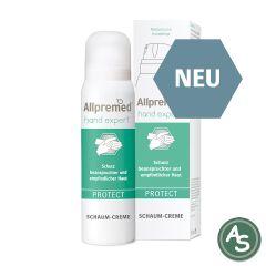 Allpremed hand expert Schaum-Creme PROTECT - 100 ml