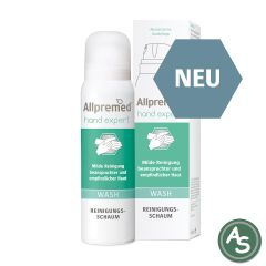Allpremed hand expert Reinigungs-Schaum WASH - 100 ml