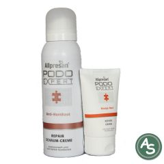 Allpresan Podoexpert Anti-Hornhaut 125 ml + Gratis Repair Creme 35 ml