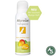 Allpresan Fuss Spezial Schaum-Creme sehr trockene Haut (Nr3) Limited Edition Mango - 125 ml