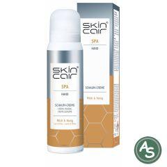 Skincair by Allpresan SPA Hand Schaum-Creme Milch & Honig - 100 ml