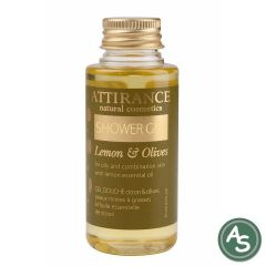 Attirance Duschgel Lemon-Olive - 75 ml