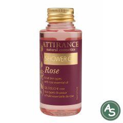 Attirance Duschgel Rose - 75 ml