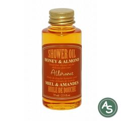 Attirance Duschöl Honig-Mandel - 75 ml