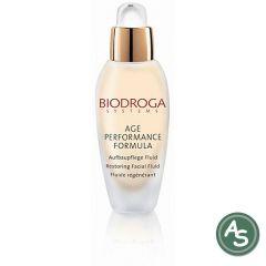Biodroga Age Perfomance Formula Aufbaupflege Fluid für reife Haut - 30 ml