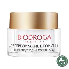 Biodroga Age Perfomance Formula Aufbaupflege Tag für reife, trockene Haut - 50 ml
