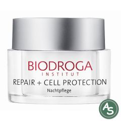 Biodroga Repair & Cell Protection Nachtpflege - 50 ml