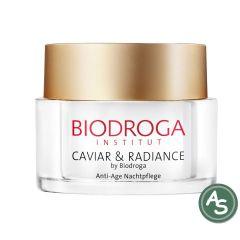 Biodroga Caviar & Radiance Nachtpflege - 50 ml
