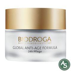 Biodroga Global Anti-Age 24-h Pflege - 50 ml