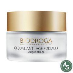 Biodroga Global Anti-Age Augenpflege für anspruchsvolle Haut - 15 ml