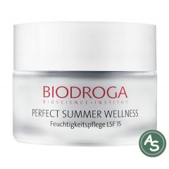 Biodroga Perfect Summer Wellness 24 H Creme SPF 15 - 50 ml