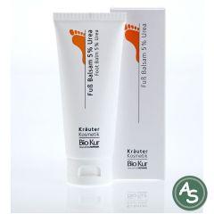 BIO KUR Fuß Balsam 5% Urea - 100 ml