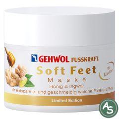Gehwol Fußkraft Soft Feet Maske Honig & Ingwer `Limited Edition` - 50 ml