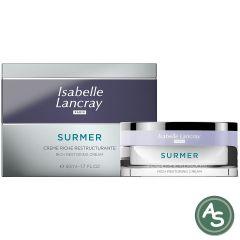 Isabelle Lancray Surmer Cr?me Riche Nano-Restructurante - 50 ml