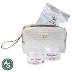 Rosa Graf Kosmetiktasche Exalia mit 3 Produkten