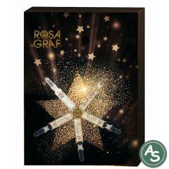 Rosa Graf Adventskalender mit 24 Beautyampullen