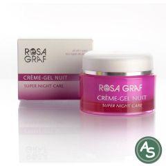 Rosa Graf LIFESTYLE Creme-Gel Nuit - 50 ml