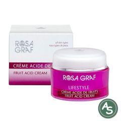 Rosa Graf LIFESTYLE Creme Acid de Fruits - 50 ml