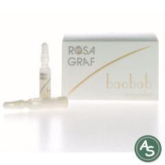 Rosa Graf baobab Ampoules - 5x2 ml