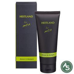 Heitland for men Shower & Shampoo - 200 ml