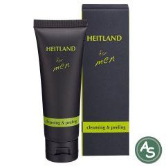 Heitland for men Cleansing & Peeling - 75 ml